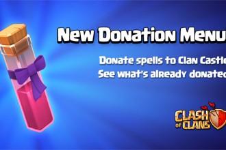 Actualización de Diciembre de Clash of Clans - Sneak Peek #6