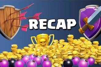 Actualización de Diciembre de Clash of Clans - Sneak Peek 3 Bonus de liga, trofeos y botines.