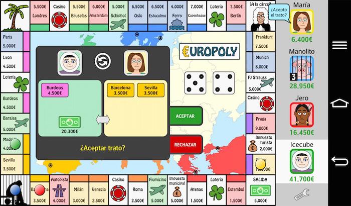 El Jugón De Móvil - Europoly