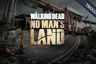 Walking Dead No Man Portada