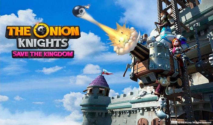 Análisis Juego de The Onion Knights