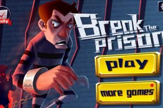 El jugón de Movil - Jugando a ser preso - Break the Prision