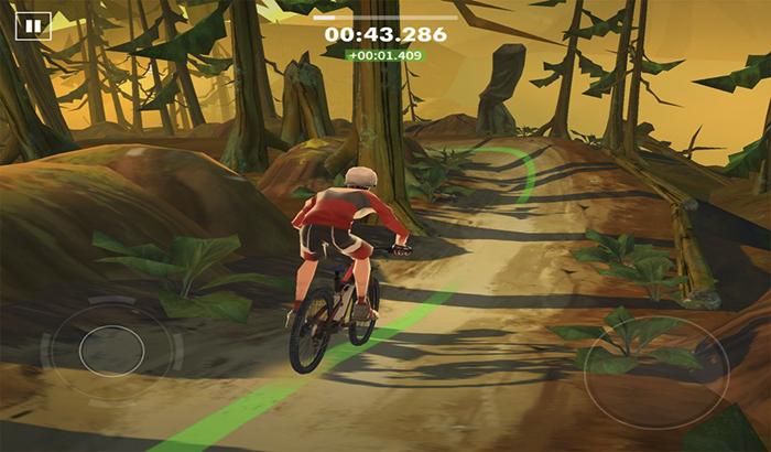 Analisis de bike Unchained