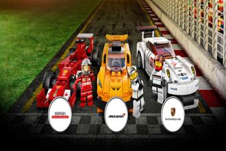 Análisis lego speed champions