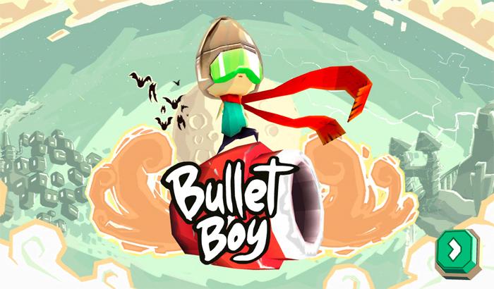 El Jugón De Móvil Bullet Boy Portada