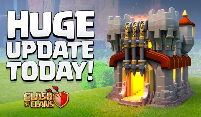 Actualización de Diciembre de Clash of Clans