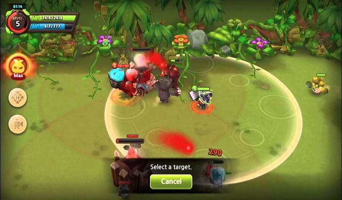El Jugón De Móvil Plants War 2