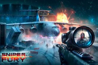 El jugón de Móvil probando el juego Sniper Fury
