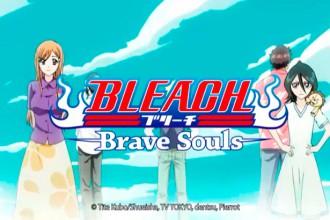 El Jugón De Móvil Bleach Brave Souls Portada