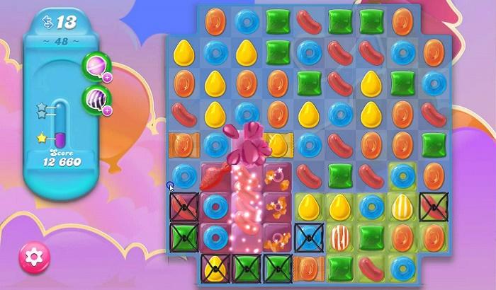 El Jugón De Móvil Candy Crush Jelly Saga