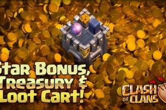 Actualización de Enero de Clash of Clans - Sneak Peek - Bonus de estrellas
