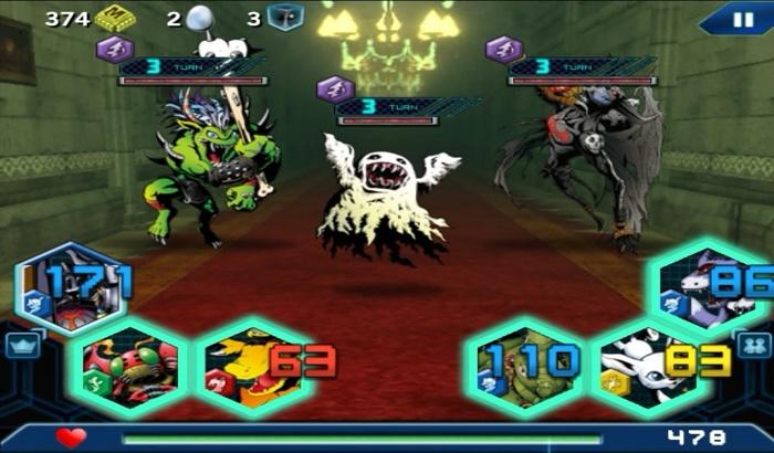 El Jugón De Móvil Digimon Heroes