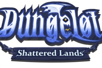 El Jugón De Móvil Dungelot: Shattered Lands
