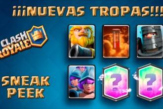 El Jugón De Móvil Sneak Peek#3 Clash Royale