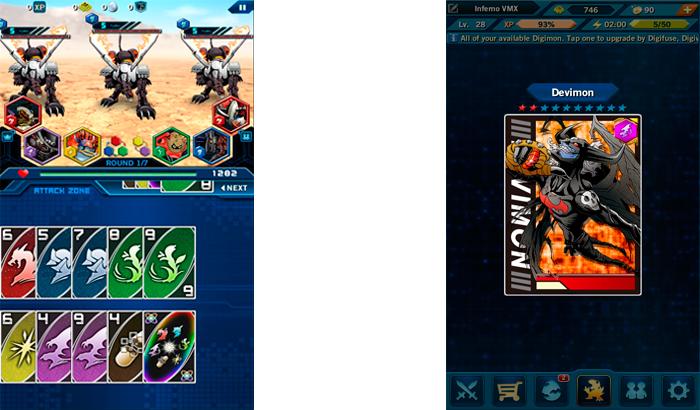 El Jugón De Móvil Digimon Heroes Partida 2