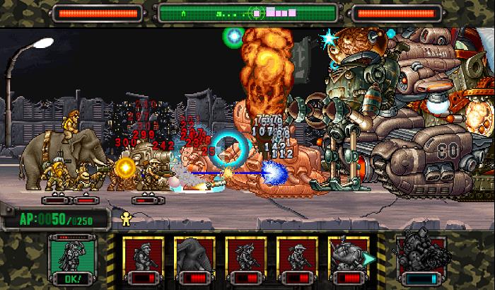 El Jugón De Móvil Metal Slug Attack
