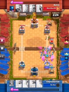 El Jugón De Móvil Estrategia Clash Royale