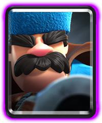 Guía Clash Royale cartas