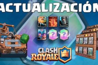 El Jugón De Móvil Actualización Febrero Clash Royale