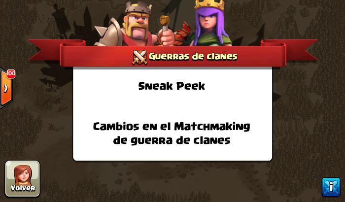 El Jugón De Móvil Actualización Marzo Clash of Clans