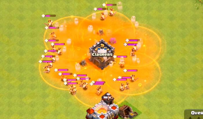 Actualización de Clash of Clans - Nuevo funcionamiento del Veneno