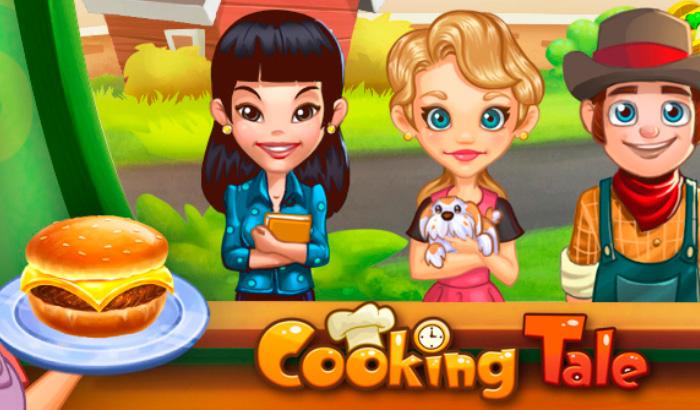 Imágen Cooking Tale para El Jugón De Móvil