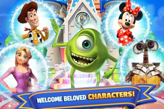 El Jugón De Móvil Disney Magic Kingdoms Portada