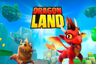 El Jugón De Móvil Dragon Land Portada