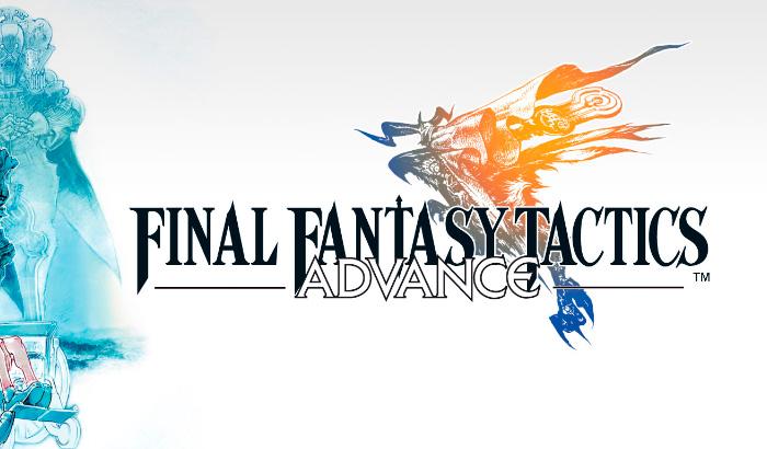 El jugón de móvil - Análisis de Final Fantasy Tactics Advance