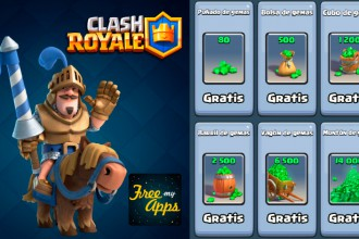 El Jugón De Móvil - Como conseguir gemas gratis clash royale