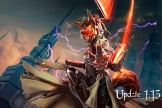 Actualización de Vainglory 1.15