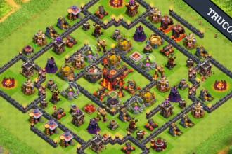El jugón de móvil atacar aldeas antigolems 3