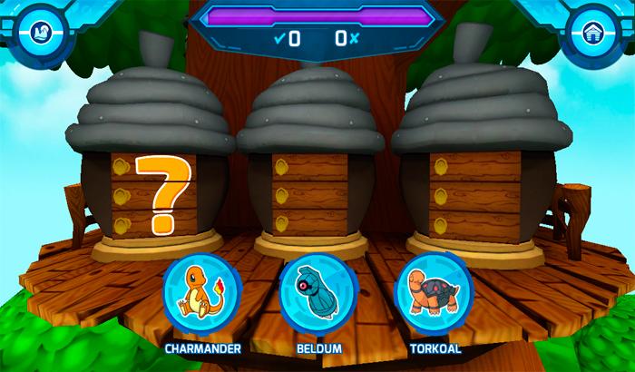 El Jugón De Móvil Campamento Pokemon partida 2