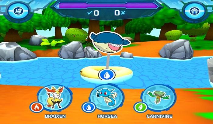 El Jugón De Móvil Campamento Pokémon