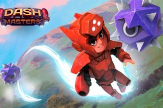 El Jugón De Móvil Dash Masters portada