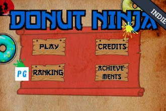 El Jugón De Móvil - Juego indie Donut Ninja