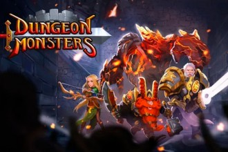 Portada de Dungeon Monsters para El Jugon De Movil