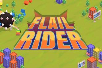 Portada de Flail Rider