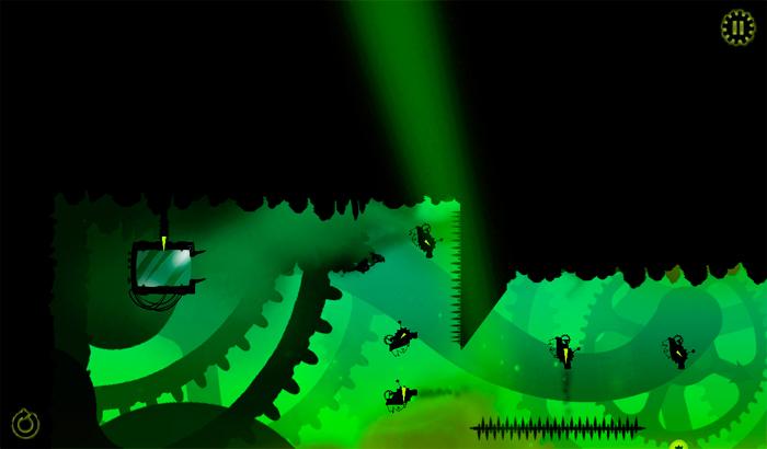 El Jugón De Móvil Green Game Time Swapper partida