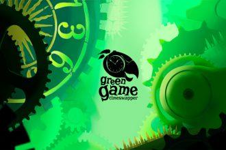 El Jugón De Móvil Green Game Time Swapper portada