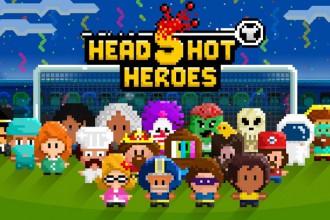 El jugón de móvil - Análisis de Headshot Heroes