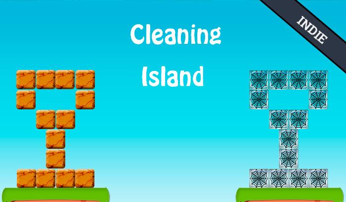 El Jugón De Móvil - Juego indie Cleaning Island