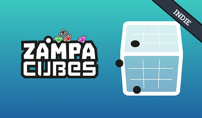 El Jugón De Móvil - Juego indie Zampa Cubes
