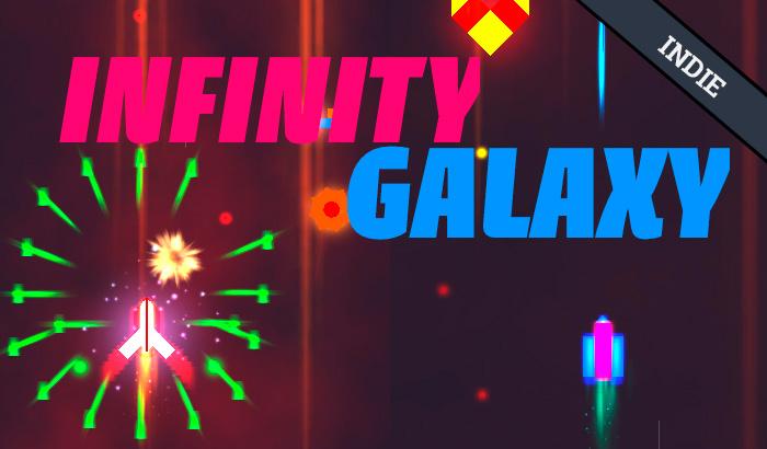 El Jugón De Móvil - Juego indie Infinity Galaxy