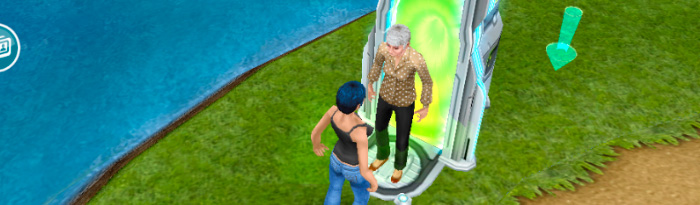 El Jugón de Móvil Guías y Trucos Los Sims Free Play - Misión 28 Ancianos