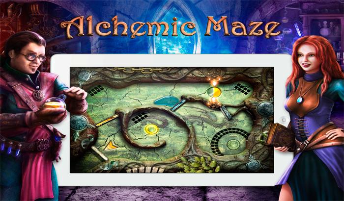 El Jugón De Alchemic Maze Móvil portada