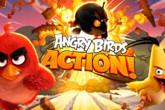 El Jugón De Móvil Angry birds Action