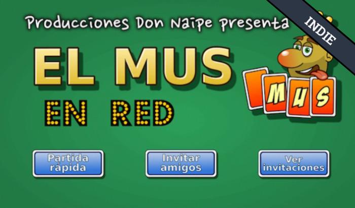 El Jugón De Móvil - Juego indie El Mus