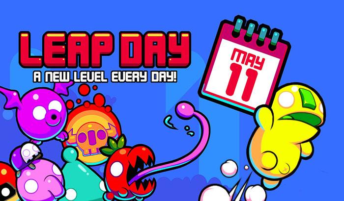 El jugón de móvil - Análisis de Leap Day