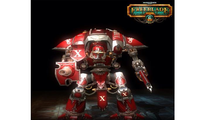 El Jugón De Móvil Warhammer 40,000: Freeblade partida